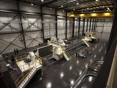 Aerospace Manufacturing Building
