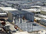 Aerospace Manufacturing Facility Erection