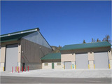 Pre-Engineered Material Recovery Office Facility