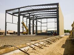 Aerospace Manufacturing Facility Paving