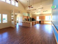 Care Facility Kitchen