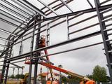 Steel Building California