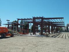 Metal Building Contractors