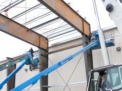 Steel Building Contractors
