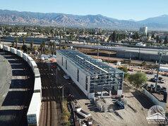 Railroad Maintenance Facility PEMB