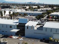 Commercial Bi-Fold Roof