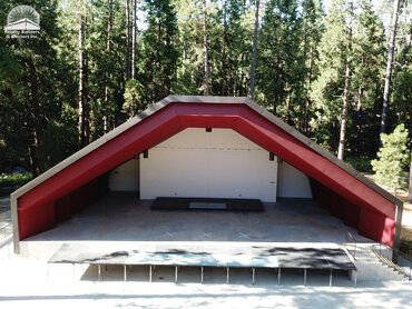 Community Center Amphitheater