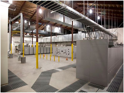 Anaheim Electrical Substation Facility Builders