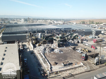 LA Waste and Refuse Construction November 2020