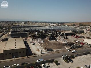 LA Waste and Refuse Facility - September 2020