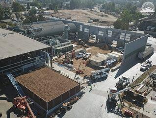 San Diego County Construction Progress October 2020
